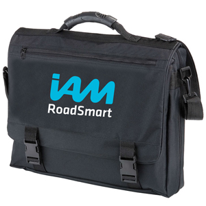 IAM RoadSmart document bag