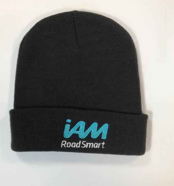 IAM RoadSmart beanie hat