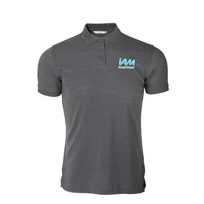IAM RoadSmart ladies polo shirt