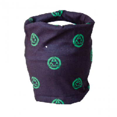 Green neck scarf (pack of two) R22