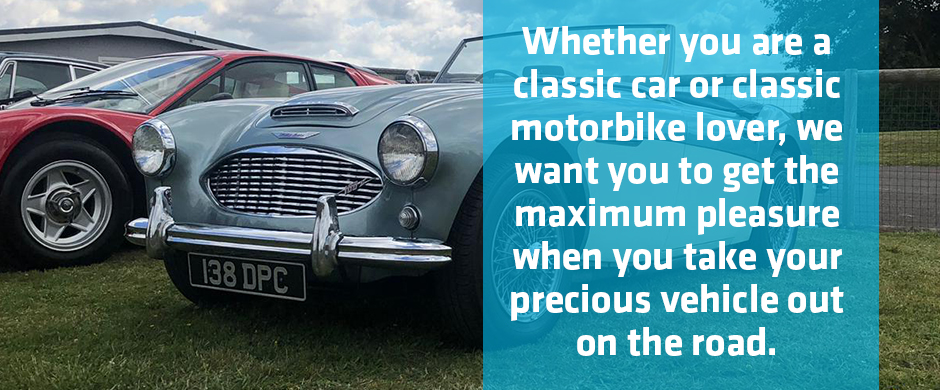 Classic car lovers - carousel image V1