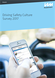 driving safety culture report