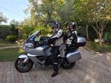 motorbike passenger