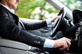 suit driving